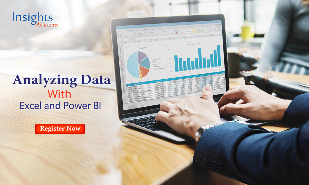 Analyzing Data with Excel and Power BI Track (42Hrs. ) 2