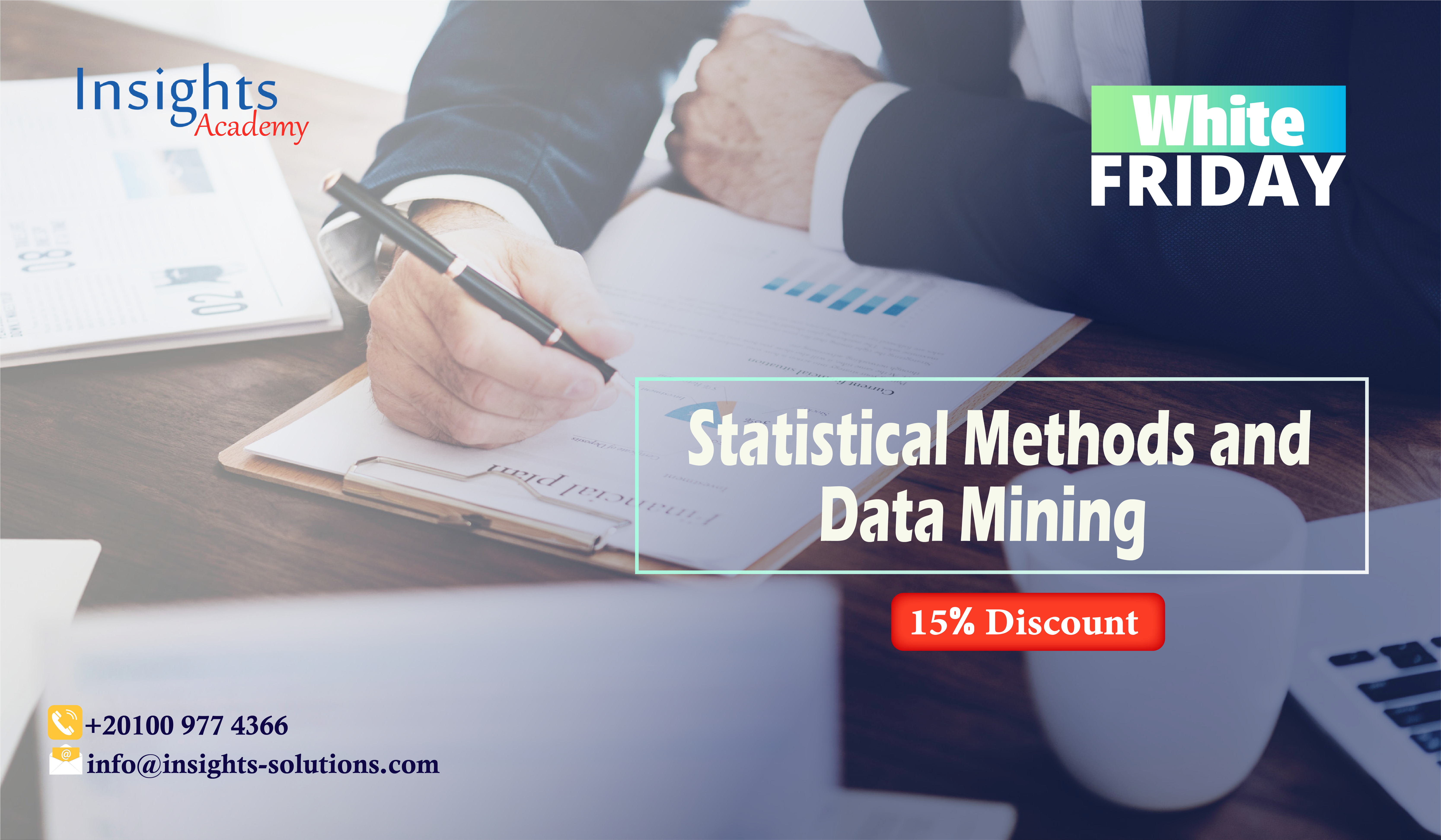Statistical Methods and Data Mining Track (60 Hrs.) 2